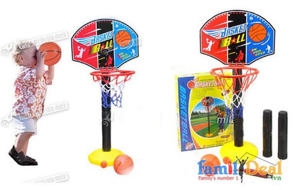 Đồ chơi bóng rổ cho bé NHOMMUA HOTDEAL