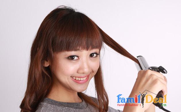 Máy uốn duỗi tóc 2 in 1 NHOMMUA HOTDEAL