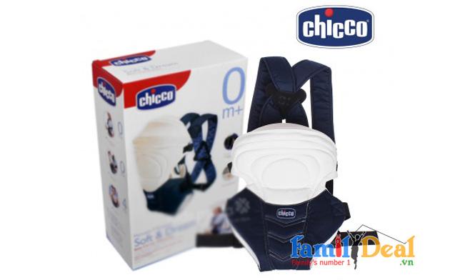 Địu Chicco 3 tư thế siêu mềm