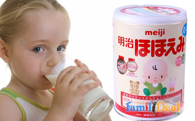 Sữa Meiji số 0 - 800gr