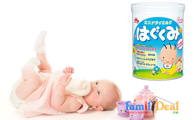 Sữa Morinaga số 0 - 850 gr NHOMMUA HOTDEAL