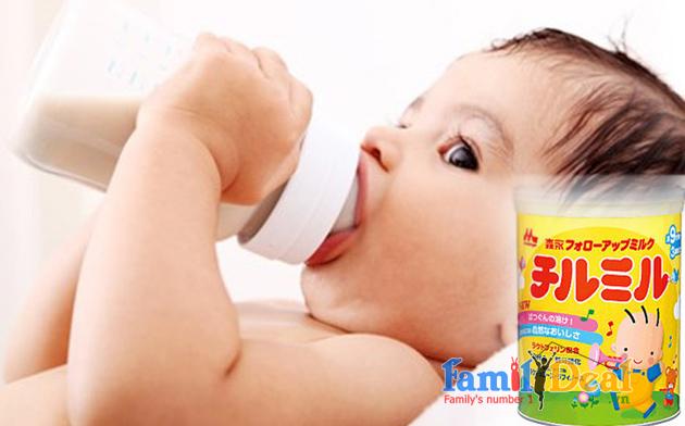 Sữa Morinaga số 9 - 850 gr NHOMMUA HOTDEAL