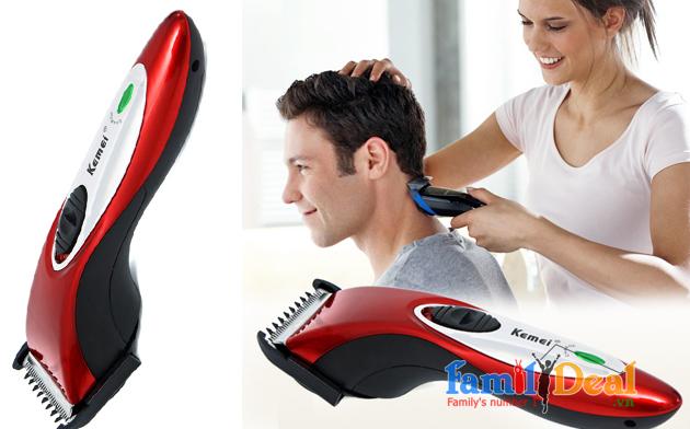 Tông đơ cắt tóc Kemei - 3801