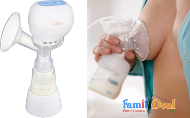 Máy Hút Sữa Điện Đơn Kpop-Eco Unimom