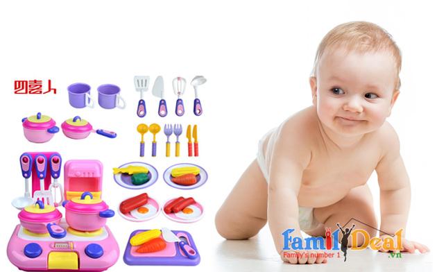 Bộ đồ chơi nhà bếp 38 món NHOMMUA HOTDEAL