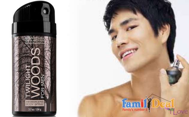 Twilight Woods Deodorizing Body Spray NHOMMUA HOTDEAL
