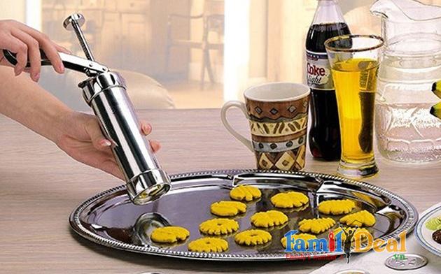 Bộ dụng cụ làm bánh quy 25 món