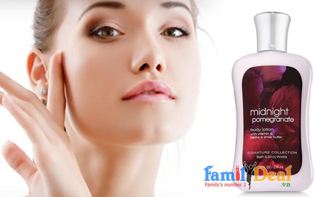 Sữa dưỡng thể Midnight Pomegranate 236ml NHOMMUA HOTDEAL