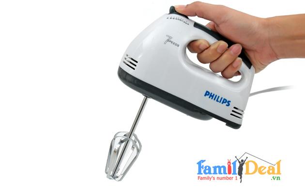 Máy đánh trứng cầm tay Philips 6610 NHOMMUA HOTDEAL