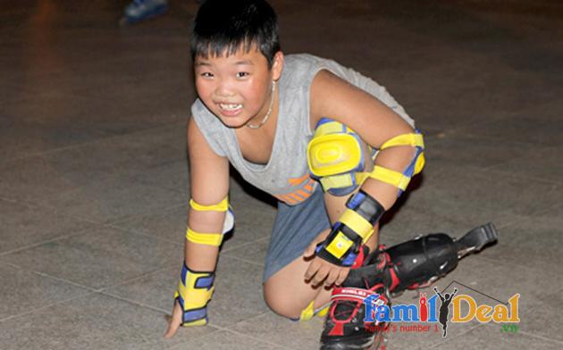 Bộ bảo hộ chân tay trượt patin