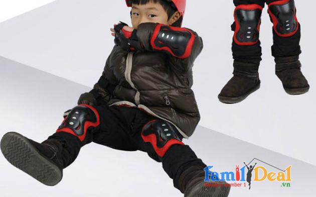 Bộ bảo hộ chân tay trượt patin NHOMMUA HOTDEAL