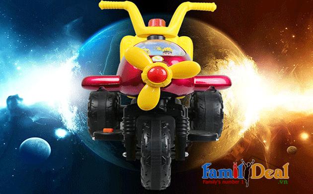 Xe mô tô điện 3 bánh 8801M