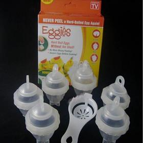 Bộ 7 món luộc trứng và tách lòng trắng trứng tiện dụng