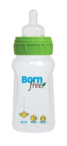 Bình sữa Born Free chống sặc 260ml