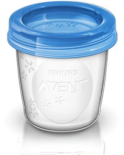 Cốc trữ sữa VIA Philips Avent SCF618/10 180ml (1 cốc)