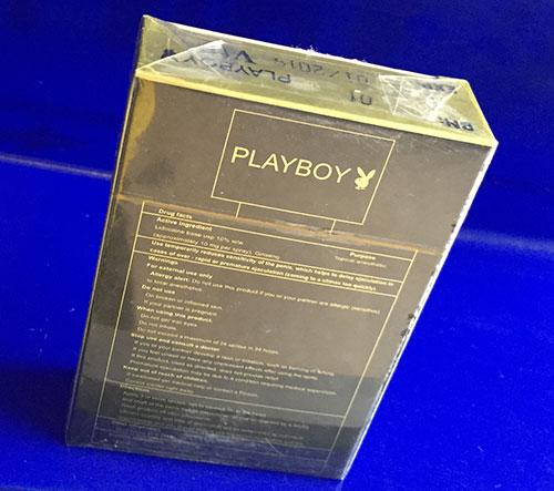 Chai Xịt PlayBoy Vip