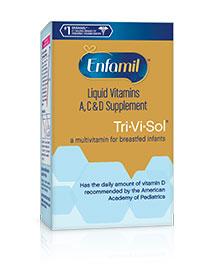 Thuốc Bổ Enfamil Tri-Vi-Sol - USA
