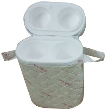 Bình ủ sữa đôi Farlin BF-222