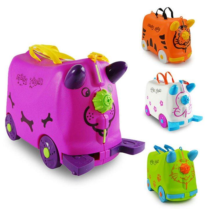 Vali kéo cao cấp Mini Trunk