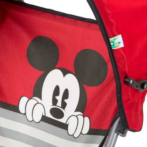 Xe đẩy có mái che Cosco Disney Mickey Mouse