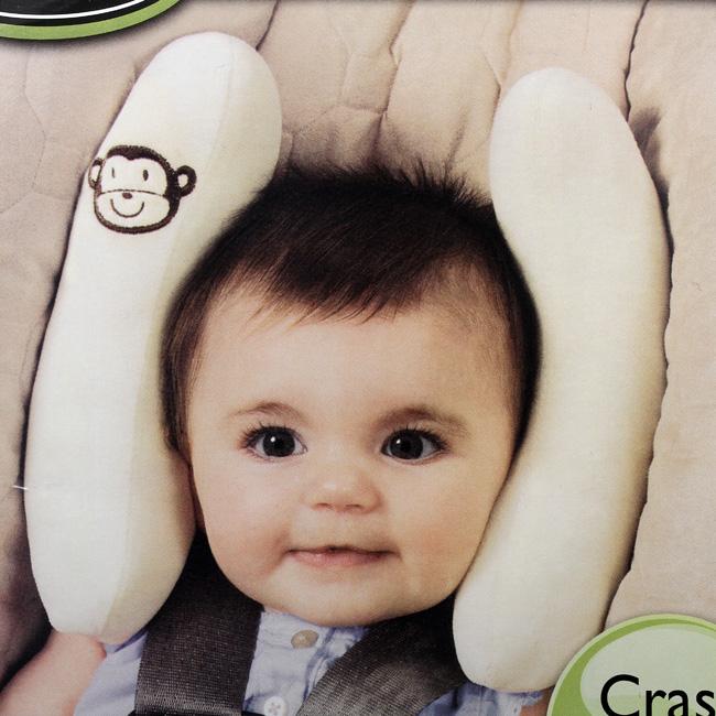 Gối giữ đầu cho bé Summer Infant Cradler Ivory NHOMMUA HOTDEAL