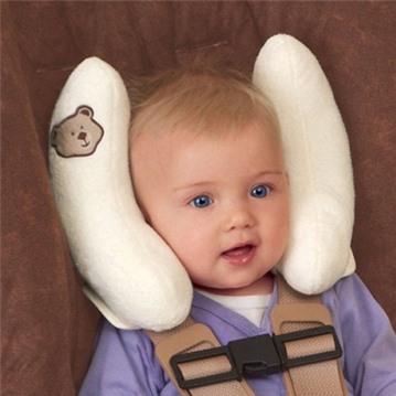 Gối giữ đầu cho bé Summer Infant Cradler Ivory