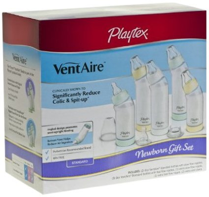 Set 5 bình sữa Playtex VentAir