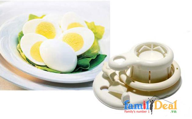 Bộ dụng cụ xay tỏi ớt và dụng cụ cắt trứng