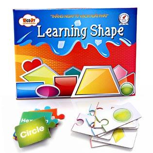 Đồ Chơi Learning Shape