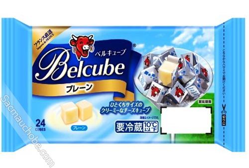 Phô mai Belcube Nhật vị tự nhiên