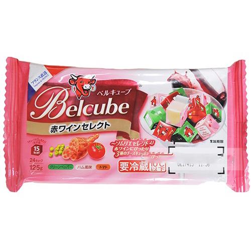 Phô Mai Belcube Nhật Vị Bò, cà chua