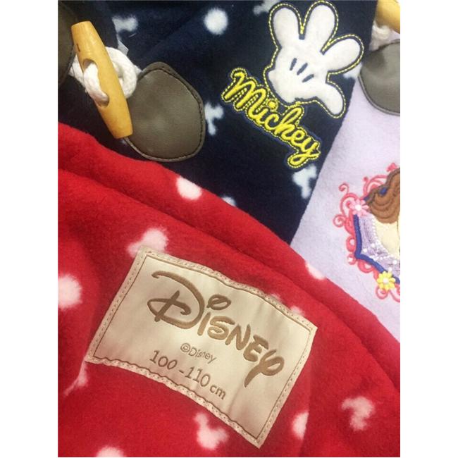 Áo choàng Disney màu xanh đen