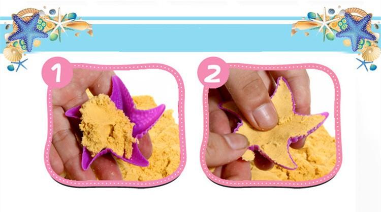 Bộ đồ chơi Cát Động Học Kinetic Sand