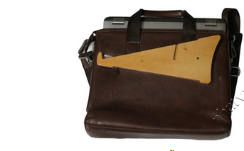 Bàn kê laptop bằng gỗ