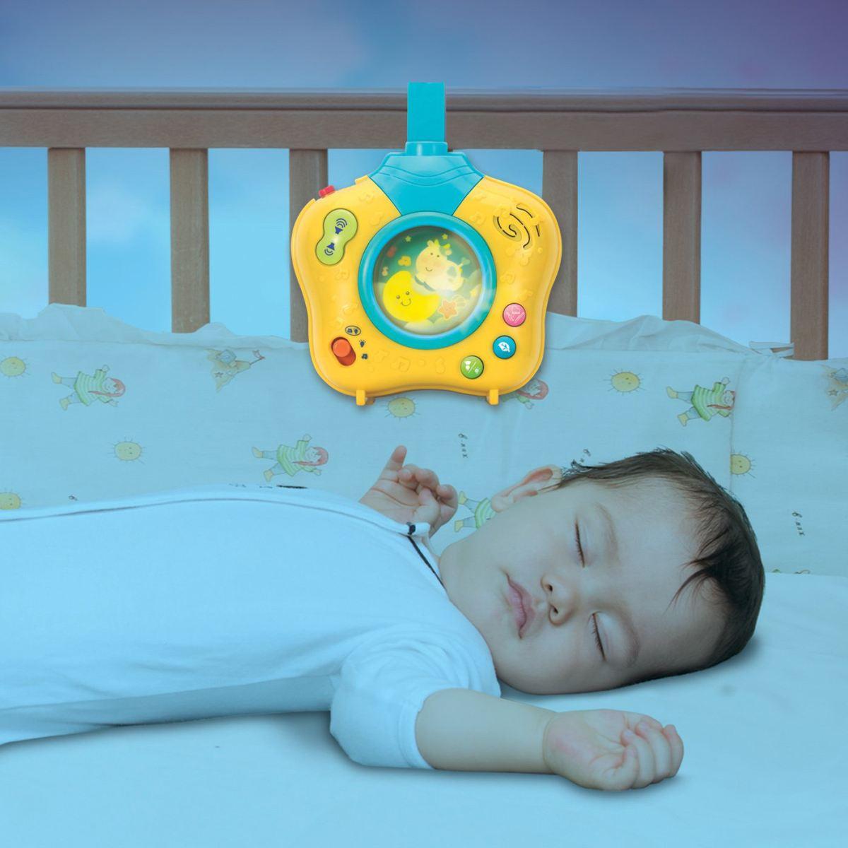 Đèn chiếu ru ngủ phát nhạc