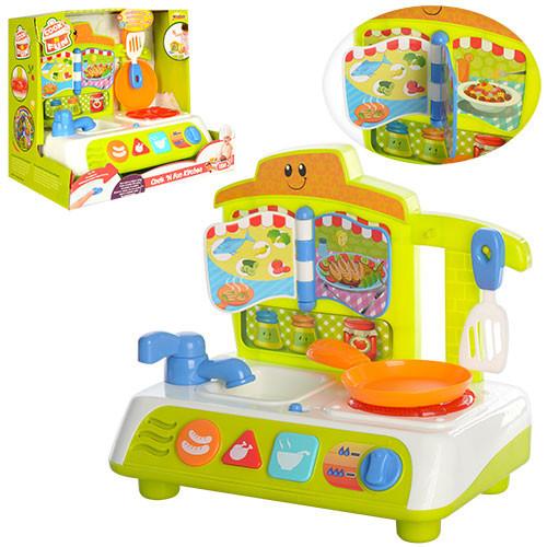 Bộ đồ chơi nhà bếp có đèn nhạc Winfun
