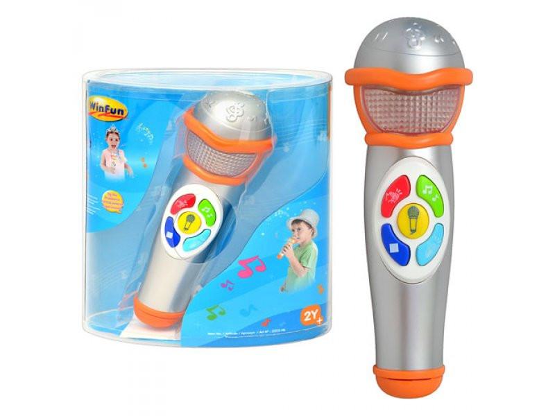 Micro cho bé tập làm ca sỹ Winfun