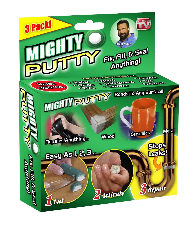 Keo sáp dán đa năng Mighty Putty