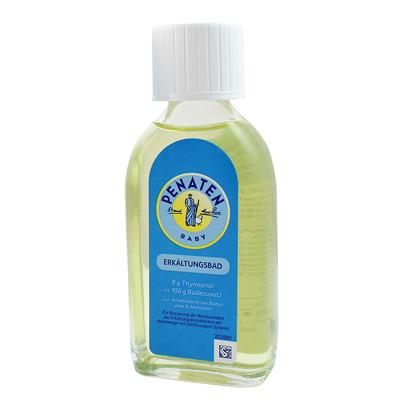 Tinh dầu tắm chống cảm lạnh cho bé Penaten của Đức