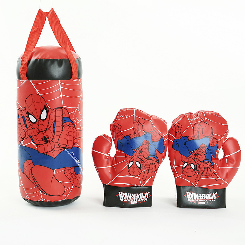 Đồ chơi Bao bố Boxing kèm găng tay