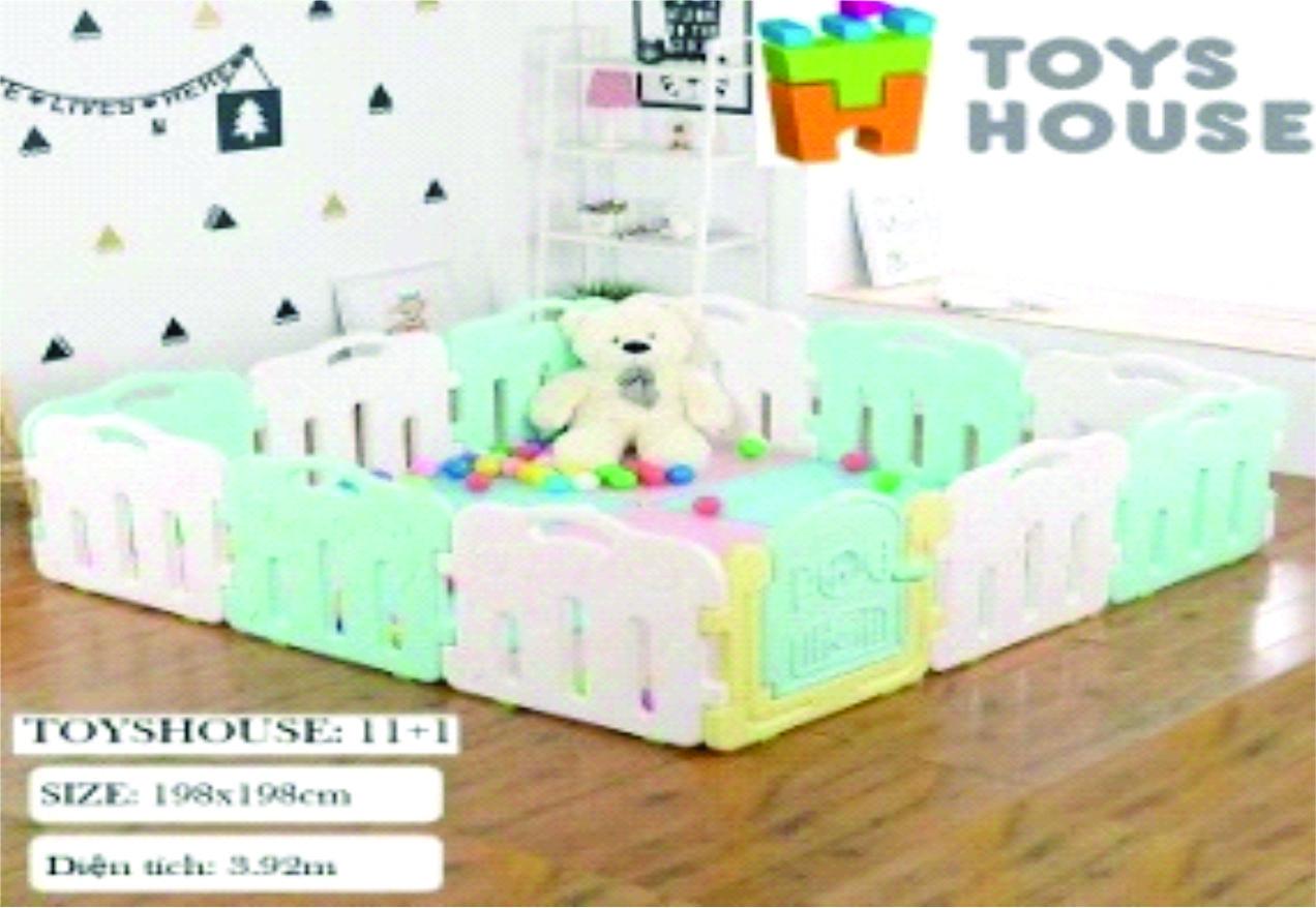 Quây cũi Toys House Hàn Quốc K-11A