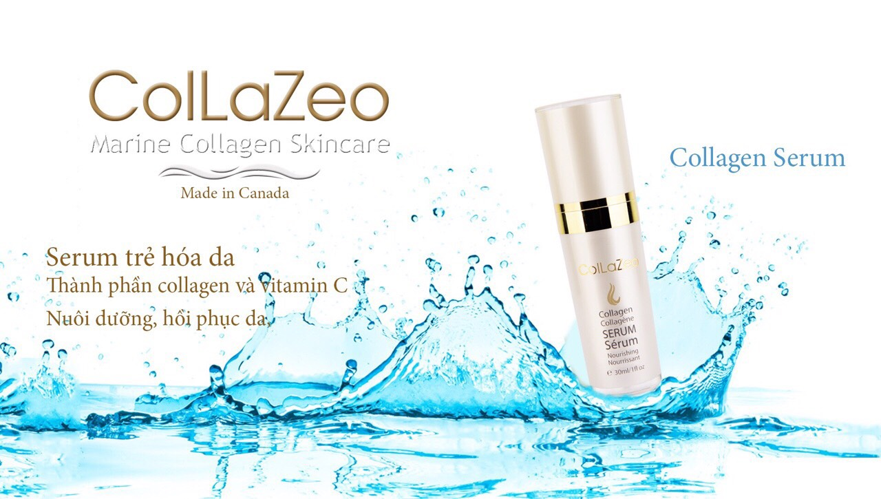ColLaZeo ( Collagen Serum) - Canada